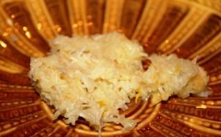 Куриная голень с сыром - фото шаг 3