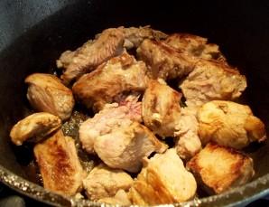 Капуста со свининой - фото шаг 4