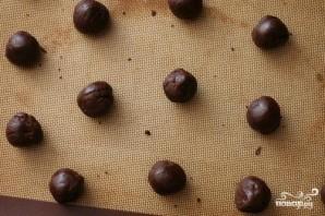 Шоколадное печенье с корицей и гвоздикой - фото шаг 2
