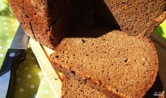 Бородинский хлеб в духовке - фото шаг 4