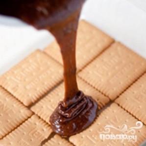 Пирожные с кофейным соусом - фото шаг 1