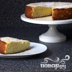 Лаймовый пирог с ежевичным соусом - фото шаг 5