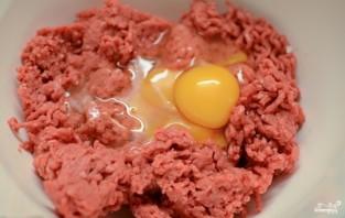 Говяжьи фрикадельки в томатном соусе - фото шаг 1