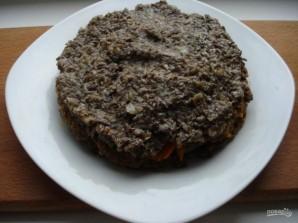 Простой рецепт печеночного торта - фото шаг 7