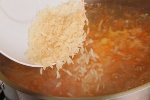 Вкусный суп из курицы - фото шаг 7