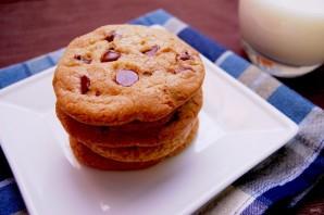 Печенье с шоколадом и апельсином - фото шаг 6