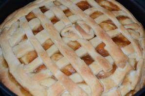 Пирог с яблочным повидлом - фото шаг 2