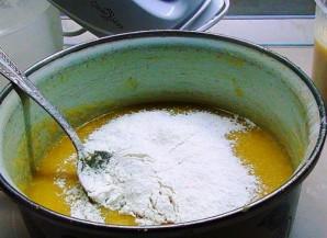 Цитрусовый пирог - фото шаг 3