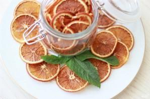 Апельсиновые чипсы - фото шаг 3