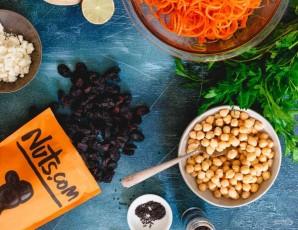 Салат с морковкой - фото шаг 2