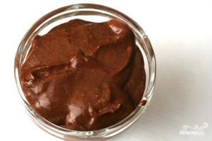 Мусс из горького шоколада с коньяком - фото шаг 3