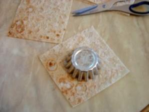 Тарталетки из лаваша - фото шаг 2