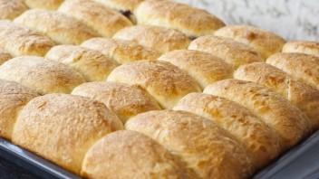 Пирожки с вареньем в духовке - фото шаг 8