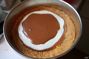 Творожный торт без выпечки - фото шаг 6