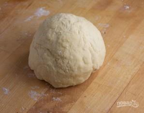 Тесто для мантов с мясом - фото шаг 3