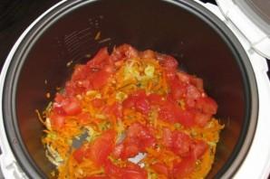 Суп из семги в мультиварке - фото шаг 2