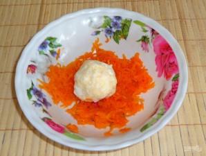 Закусочные сырные шарики с горчицей - фото шаг 6