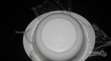 Салат из соленых огурцов без майонеза - фото шаг 4