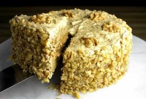 Торт с орехами - фото шаг 9