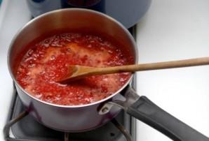 Мармелад из малины на зиму - фото шаг 4