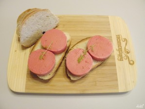Постная колбаса - фото шаг 10