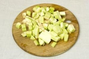 Вегетарианский суп-пюре из чечевицы - фото шаг 3