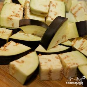 Тушенная утка с баклажанами и картофелем - фото шаг 10