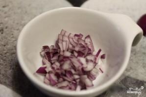 Салат из маслят и картошки - фото шаг 5