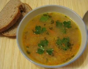 Суп из сушеных грибов белых - фото шаг 5