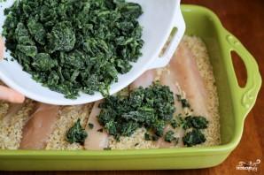 Рис с курицей в духовке - фото шаг 3