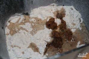 Заварной хлеб в хлебопечке - фото шаг 3