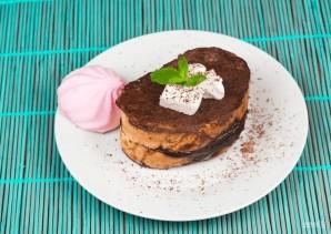 Шоколадные тосты - фото шаг 6