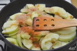 Немецкий яблочный панкейк - фото шаг 8
