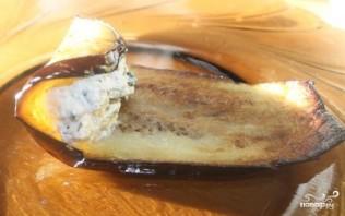 Баклажаны с орехами - фото шаг 5