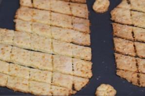 Крекеры с сыром - фото шаг 6