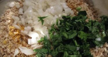 Ореховый соус японский - фото шаг 3