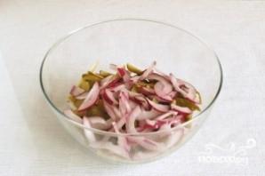 Салат по-строгановски - фото шаг 4