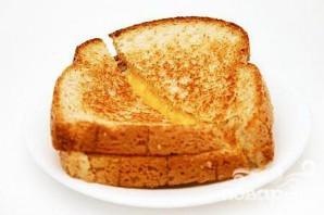 Поджаристые сырные сандвичи - фото шаг 2