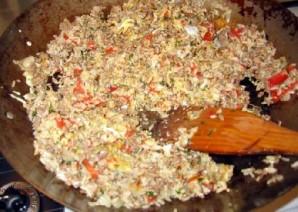 Говядина с жареным рисом по Итальянски - фото шаг 6
