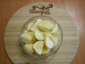 Картошка под соусом - фото шаг 3