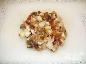Суп грибной из белых грибов - фото шаг 2