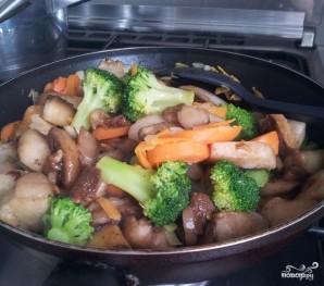 Постная запеканка из овощей - фото шаг 3