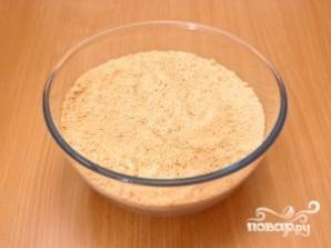 Пирожное из печенья - фото шаг 2