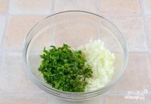 Фасоль с луком - фото шаг 5