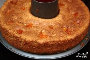 Тыквенно-ореховый пирог - фото шаг 8