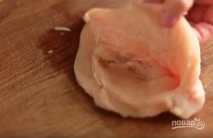 Нейжнейшее куриное филе в духовке - фото шаг 1