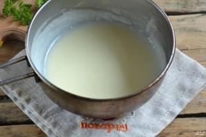 Рис под сливочным соусом - фото шаг 3