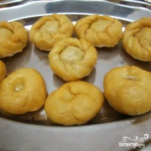 "Пончики ""Бадуша"" - фото шаг 12"