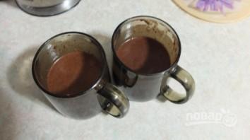 Шоколадный кекс в микроволновке - фото шаг 2