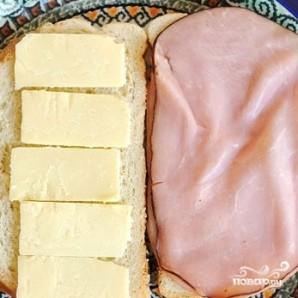 """Сэндвич """"Монте-Кристо"""" - фото шаг 1"""
